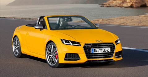 Audi Roadster Wallpapers