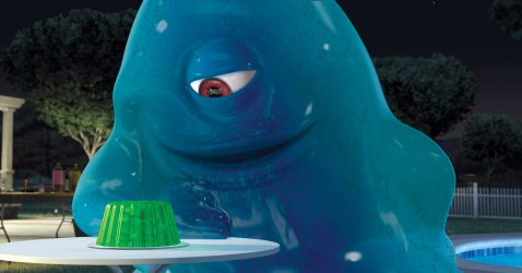 B.O.B. Monsters Vs Aliens Wallpapers
