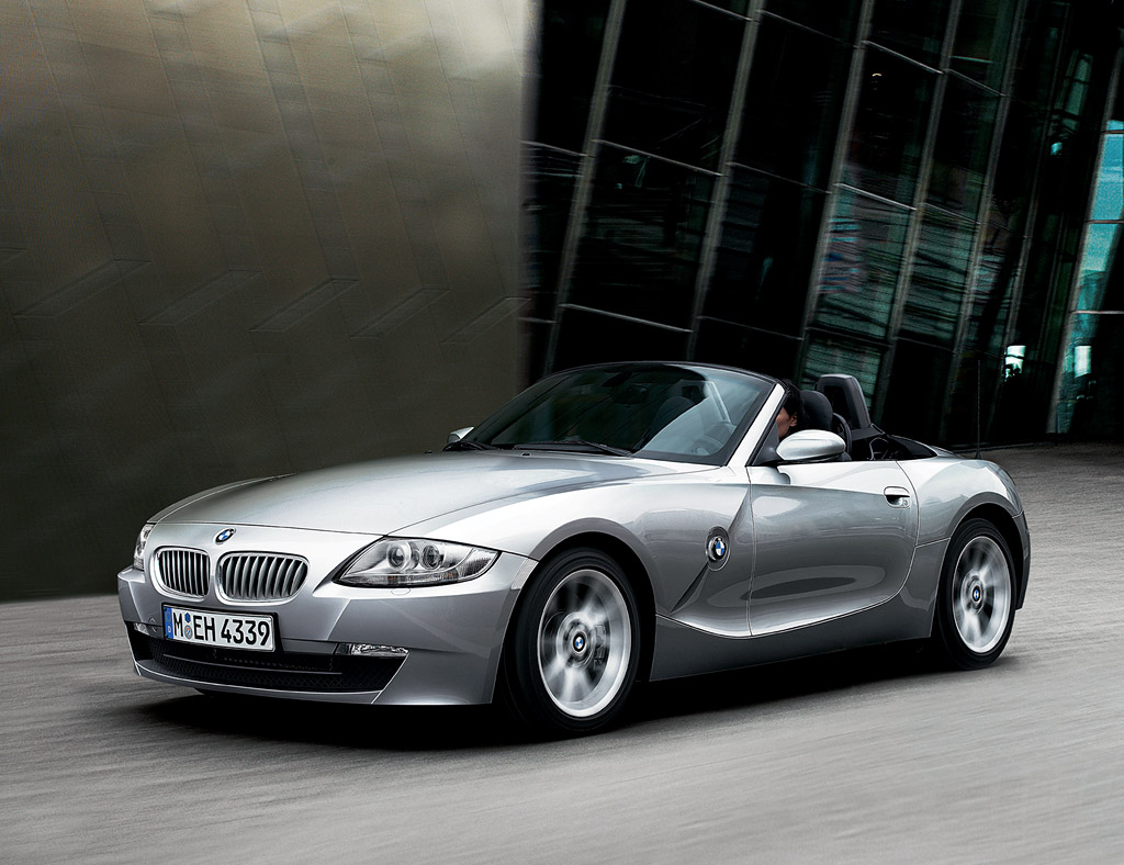 BMW Z4 Roadster Wallpapers