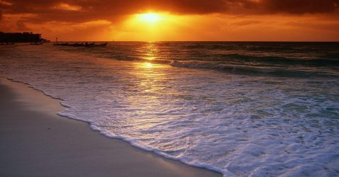 Beach Sunset Wallpapers Desktop