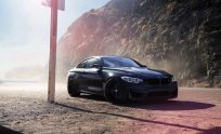 Black BMW M4 Wallpapers