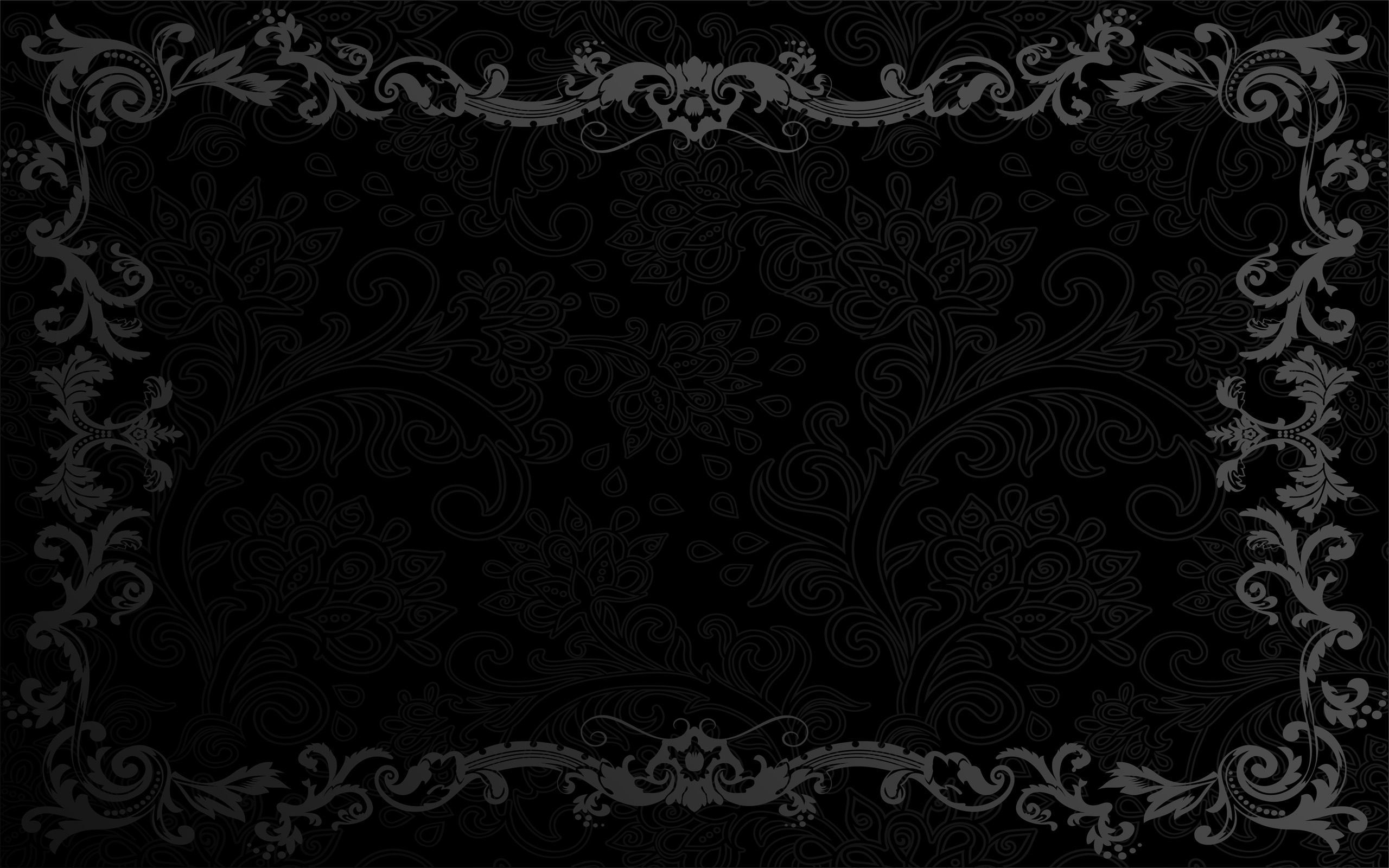 Black Background Wallpapers