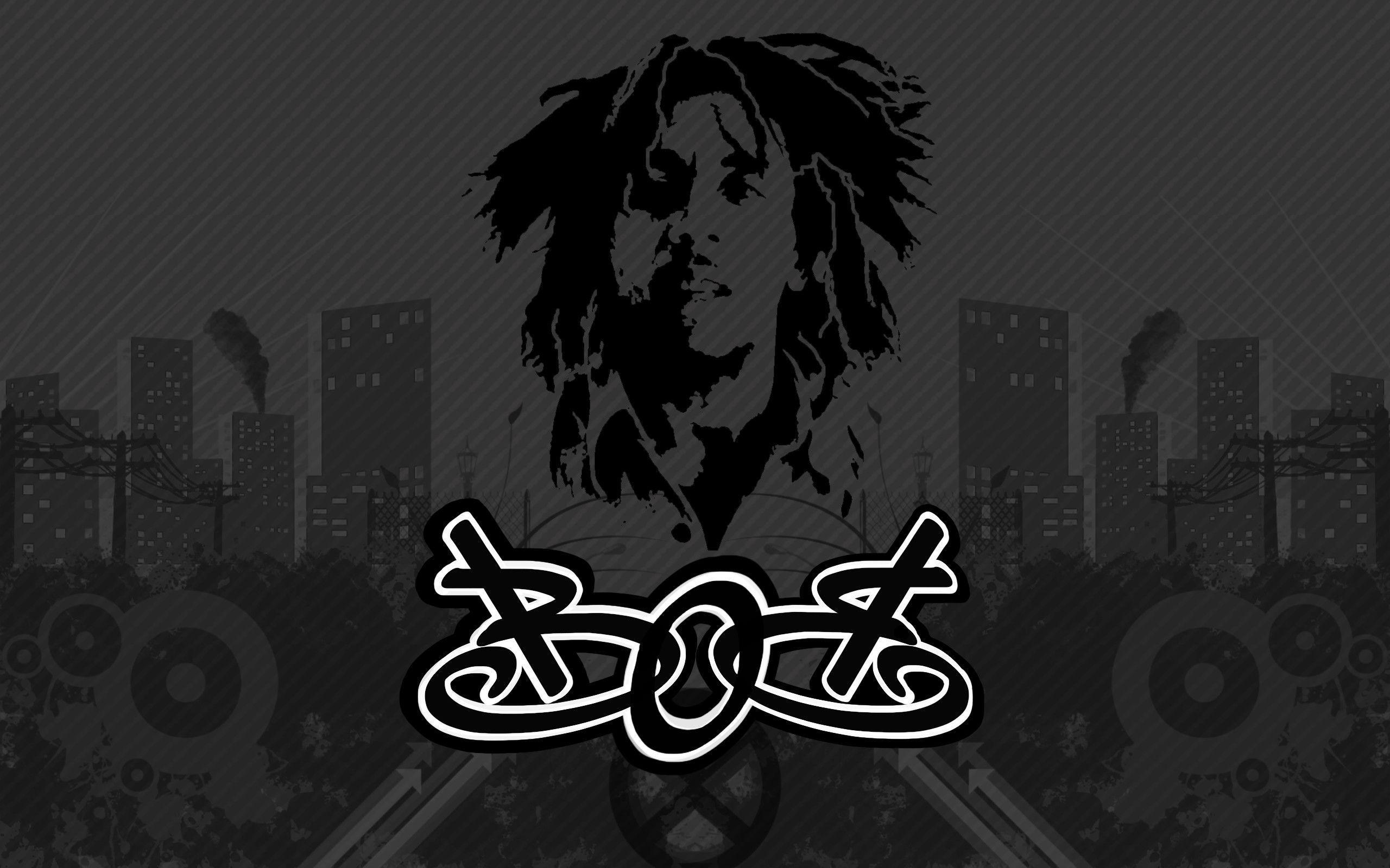 Bob Marley Black And White Wallpapers