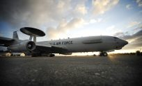 Boeing E-3 Sentry Wallpapers