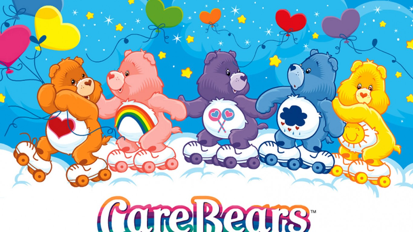 Care Bear Wallpapers
