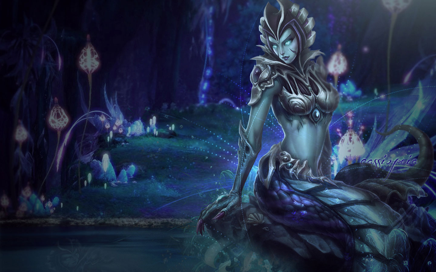 Cassiopeia League Of Legends Wallpapers