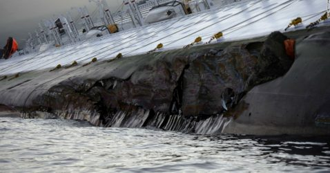 Costa Concordia Wallpapers