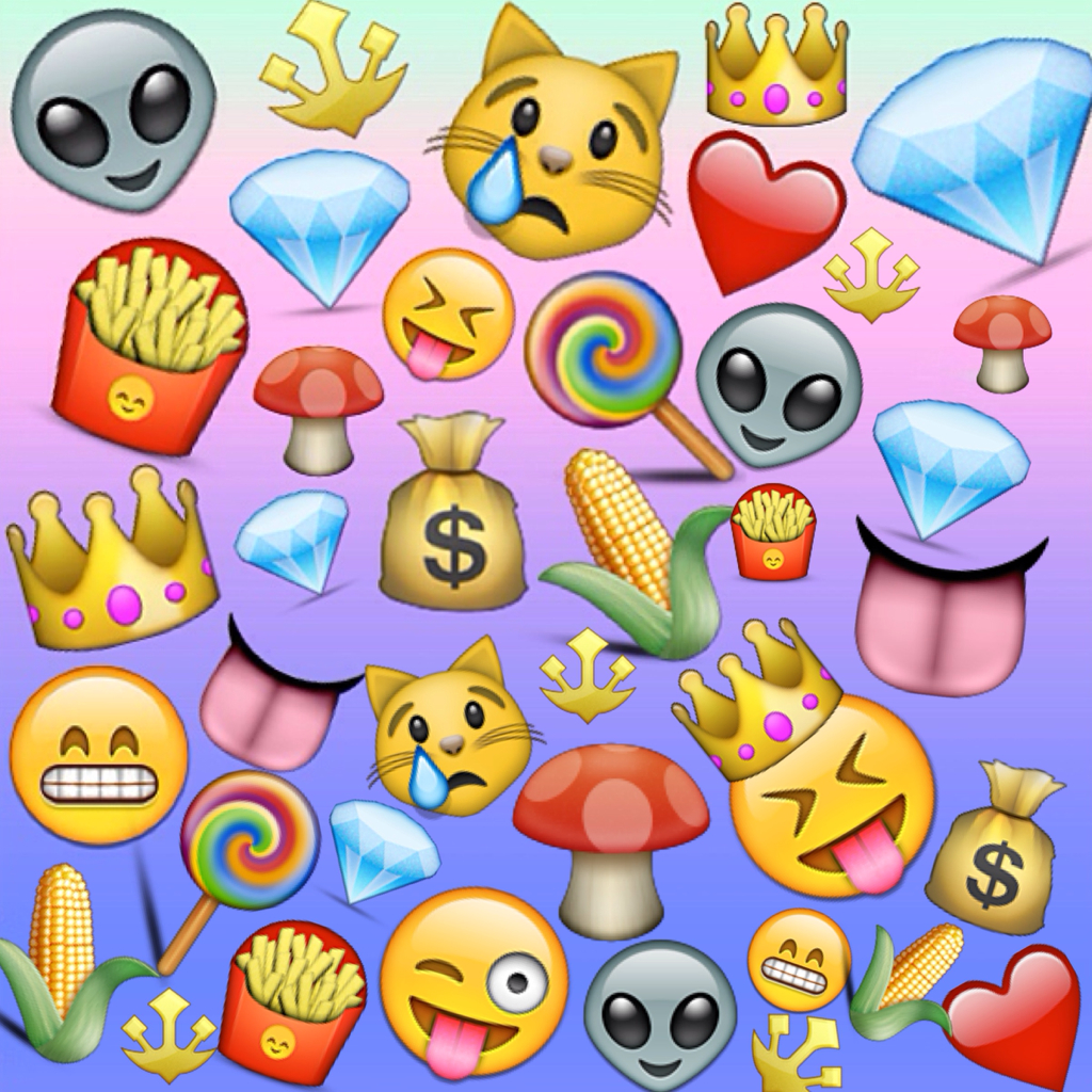 Download Cute Emoji Wallpapers For IPhone Gallery