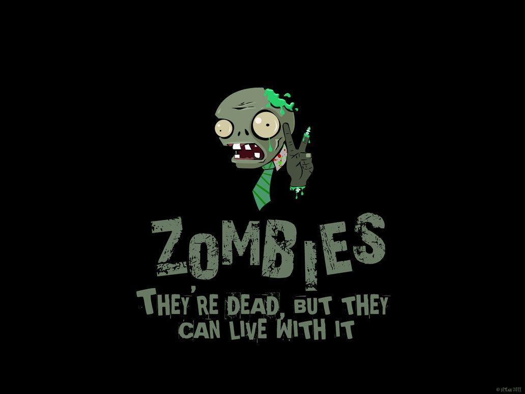 Cute Zombie Wallpapers