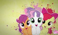 Cutie Mark Crusaders Wallpapers