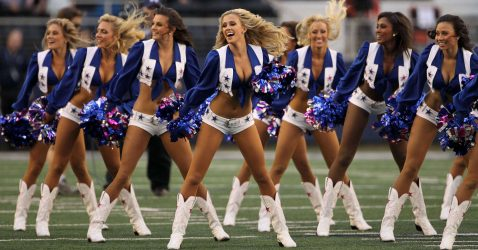 Dallas Cowboys Cheerleaders Wallpapers