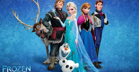 Disney Frozen Wallpapers For Desktop