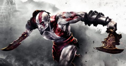 Download God Of War HD Wallpapers