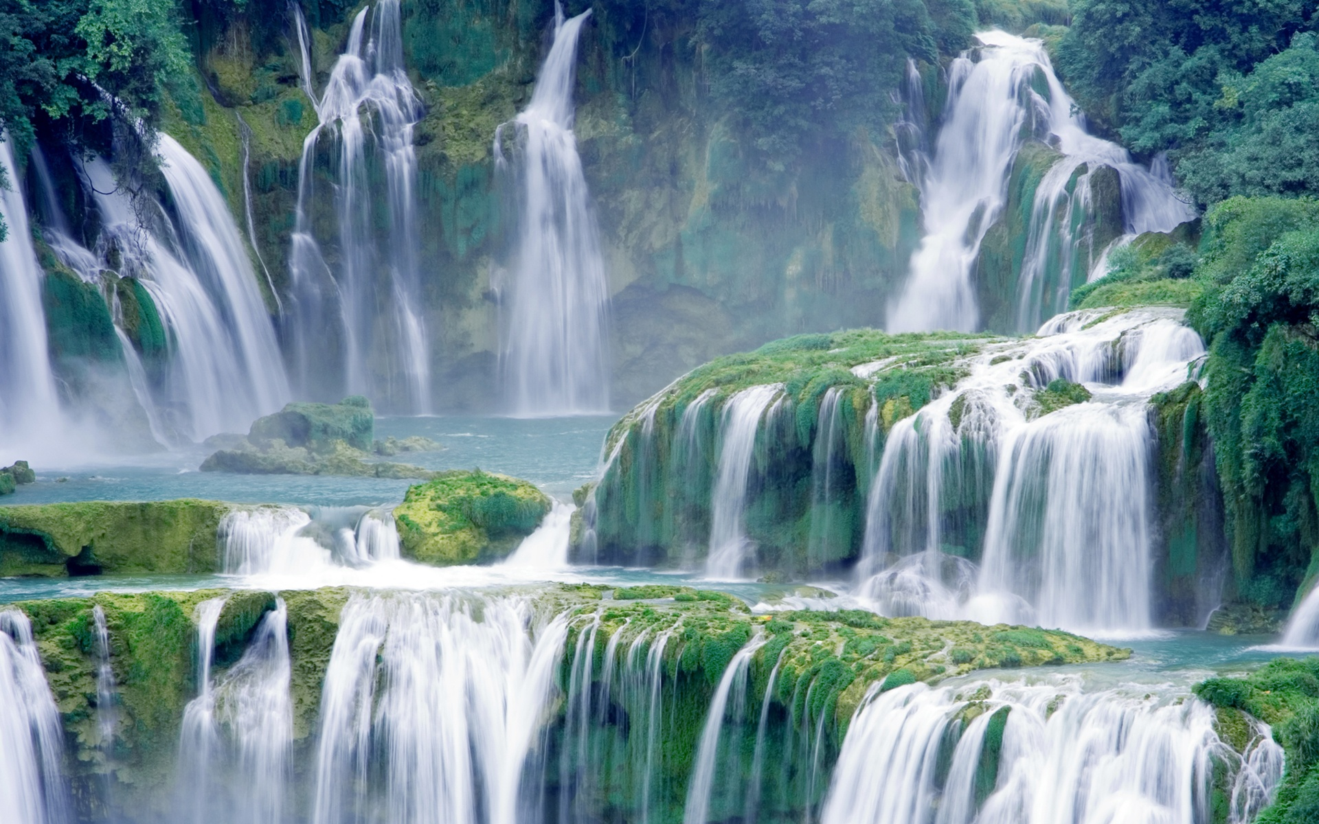Download Waterfall Wallpapers