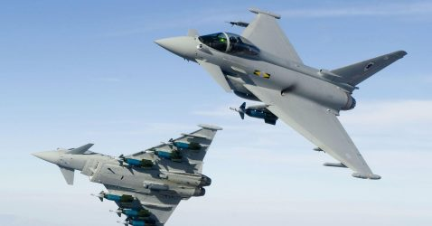 Eurofighter Typhoon Wallpapers
