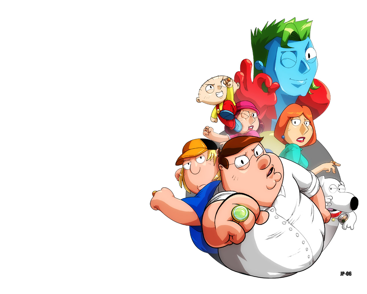 Family Guy Screensavers And Wallpapers