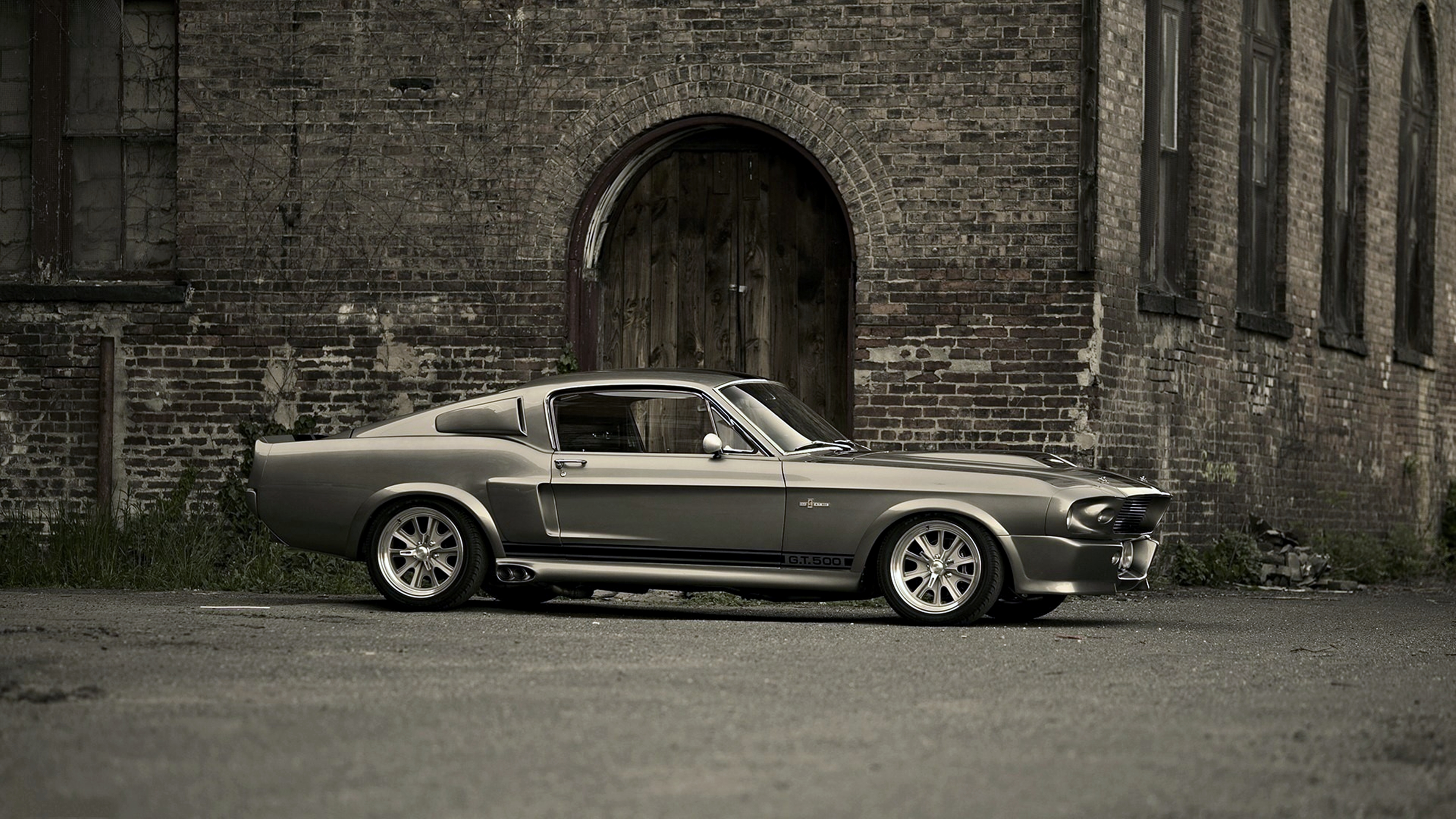 Ford Mustang Shelby GT500 Wallpapers