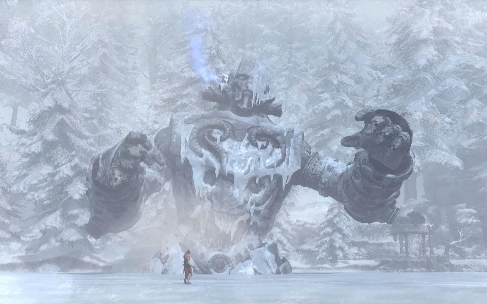 Frost Titan Wallpapers