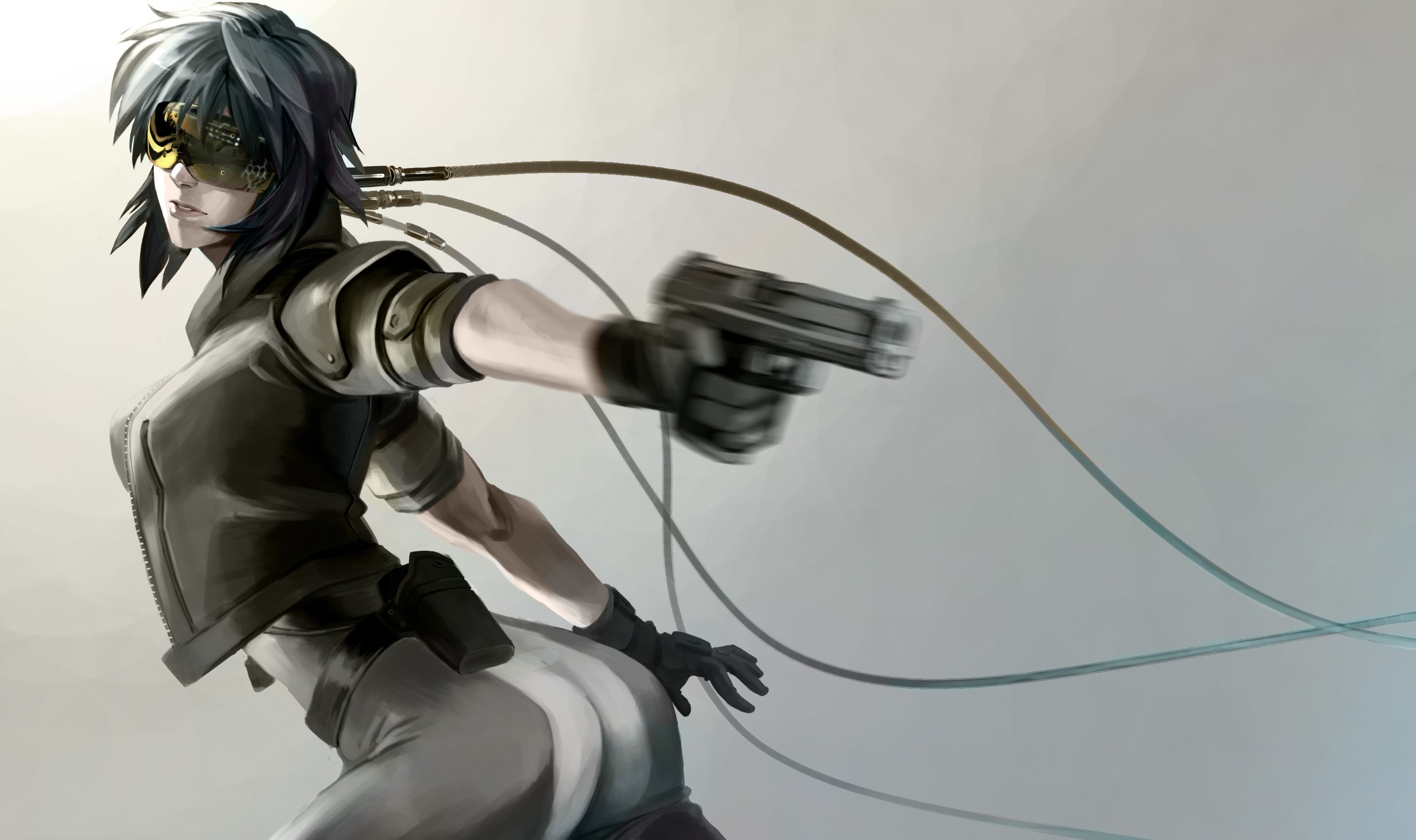 Ghost In The Shell Wallpapers