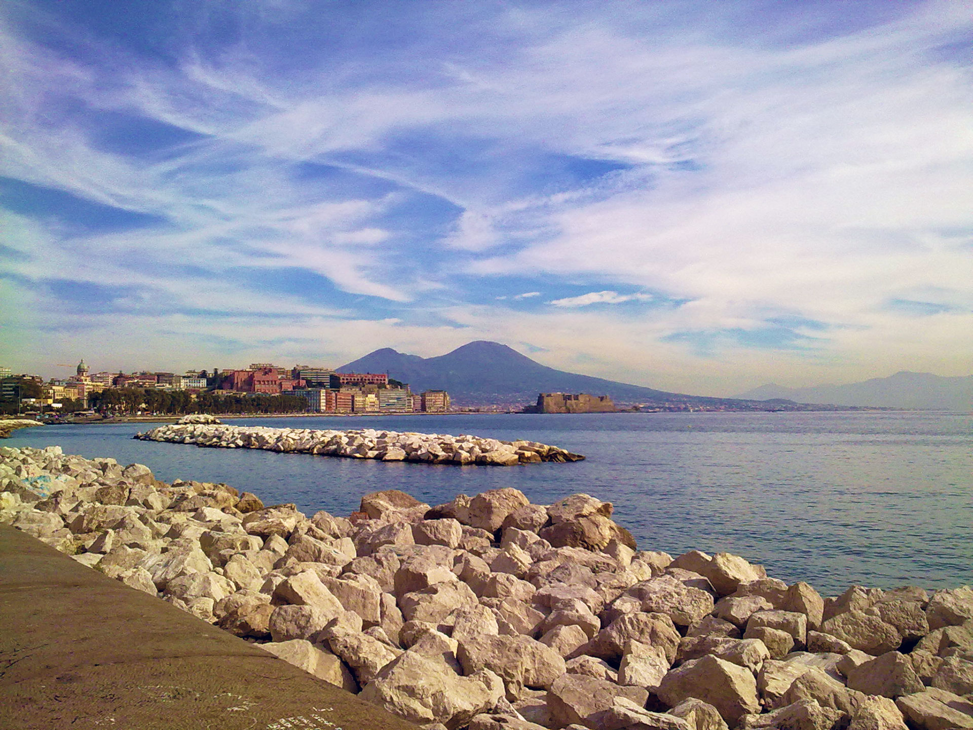 Gulf Of Naples Wallpapers