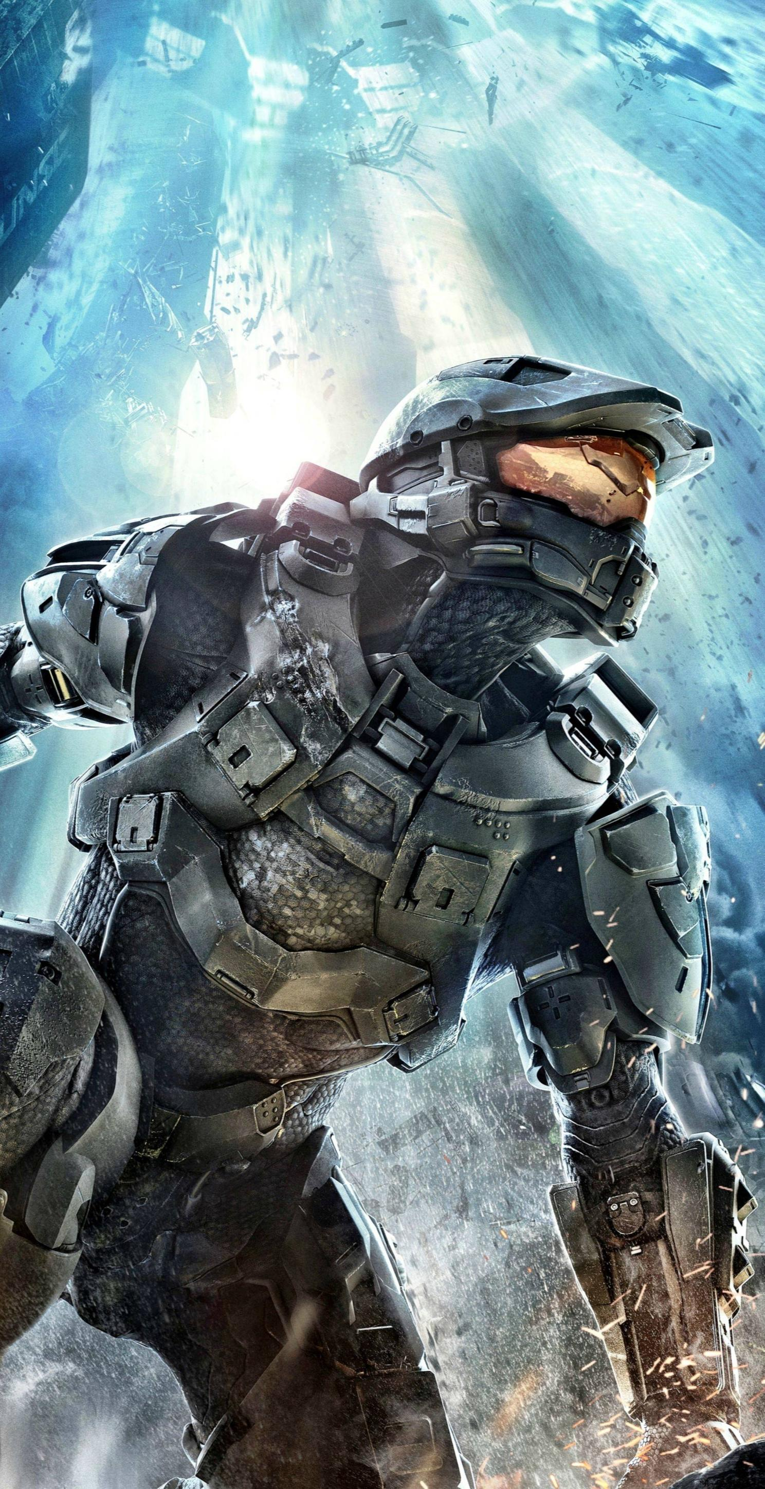 Halo 5 IPhone Wallpapers