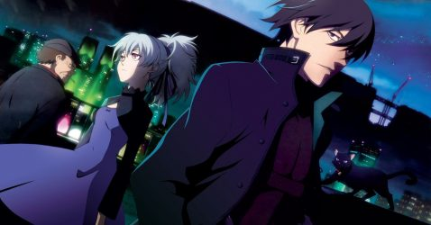 Huang Darker Than Black Wallpapers