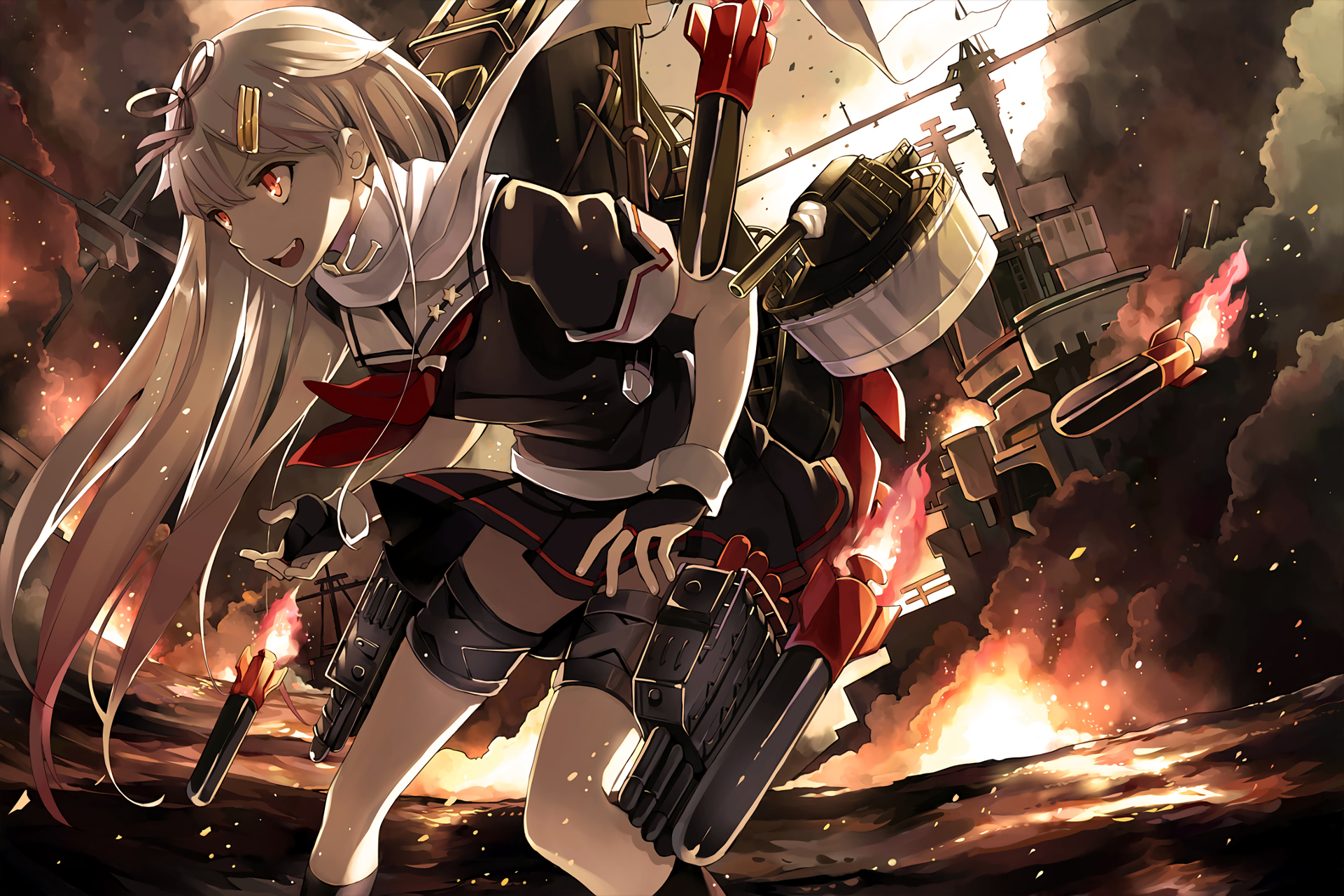 I-8 Kancolle Wallpapers