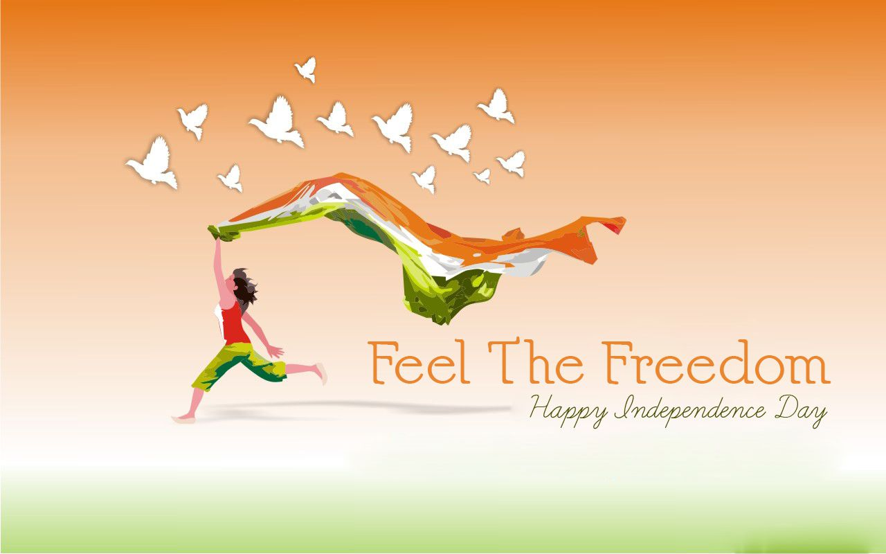 Independence Day Greetings Wallpapers