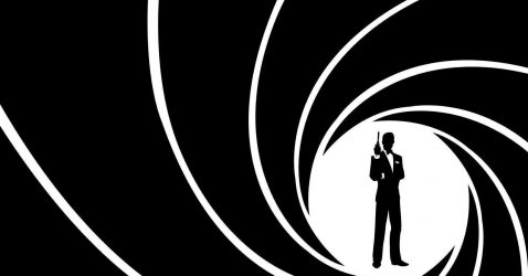 James Bond Logo Wallpapers