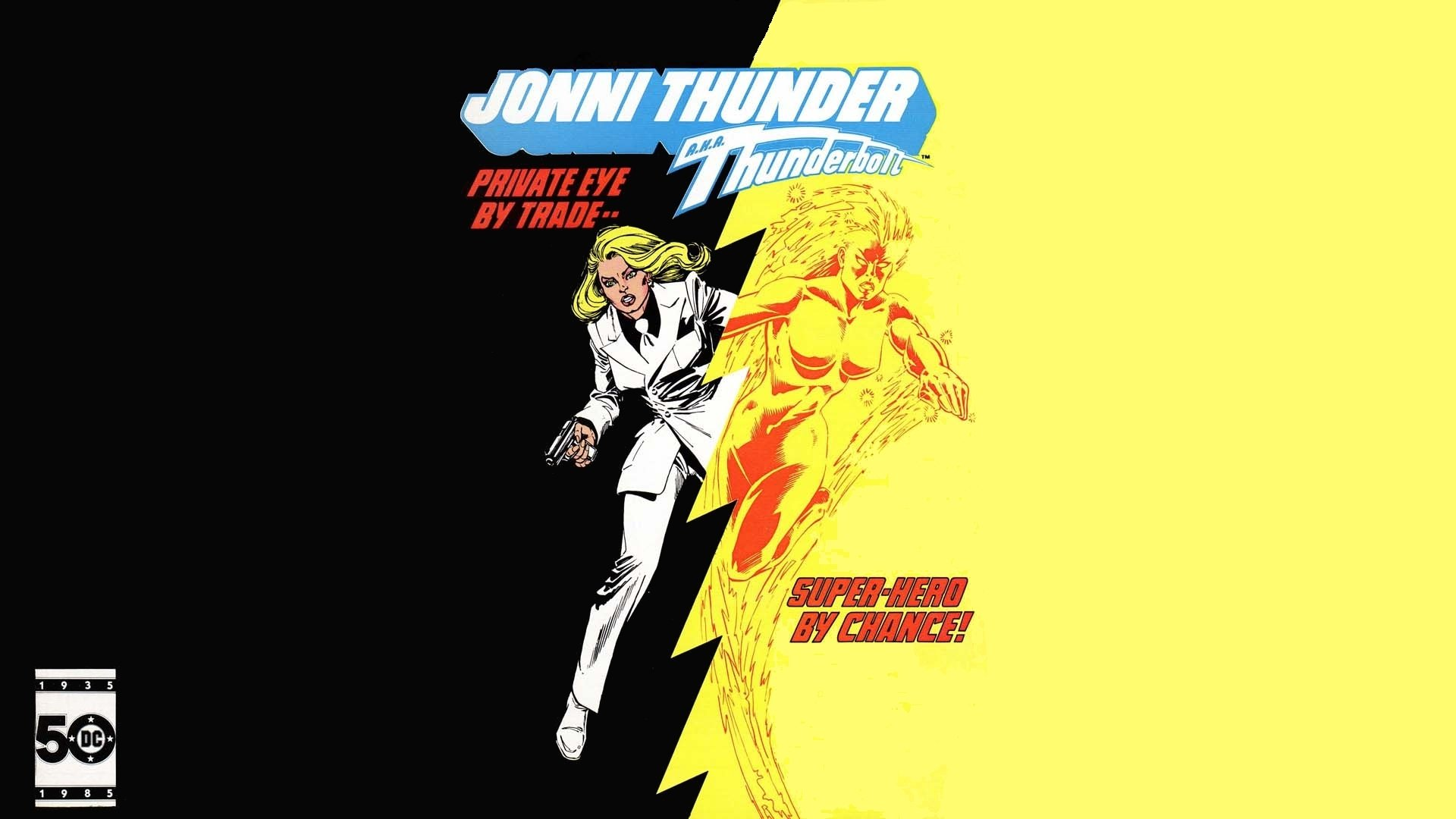 Jonni Thunder Wallpapers