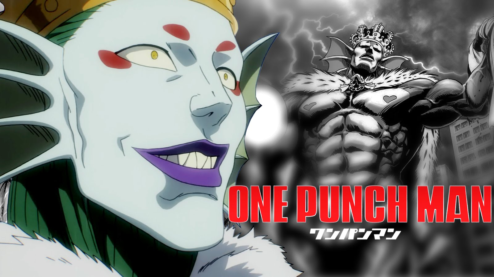 King One-Punch Man Wallpapers