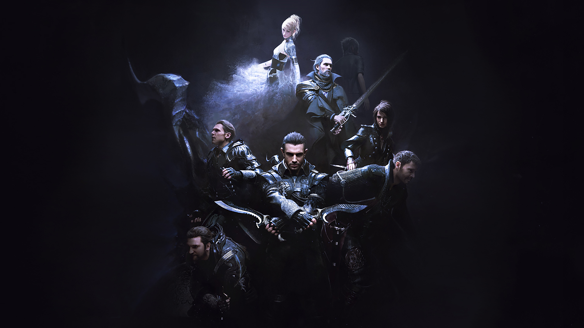 Kingsglaive: Final Fantasy XV Wallpapers