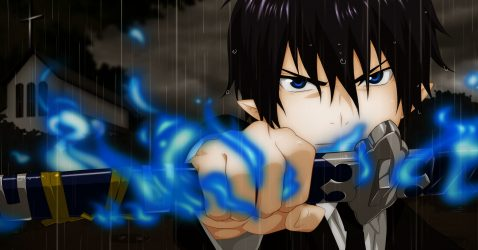 Kurikara Blue Exorcist Wallpapers