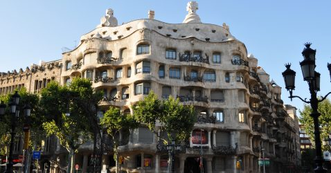 La Pedrera Wallpapers