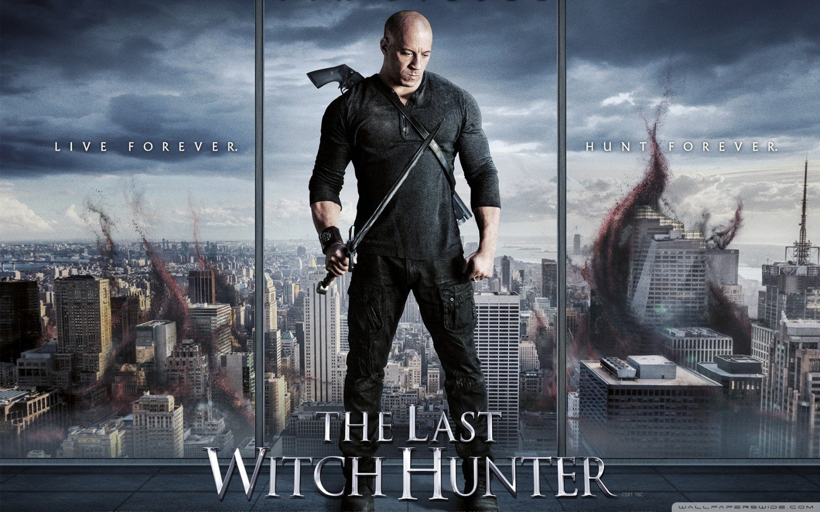 Last Witch Hunter Wallpapers
