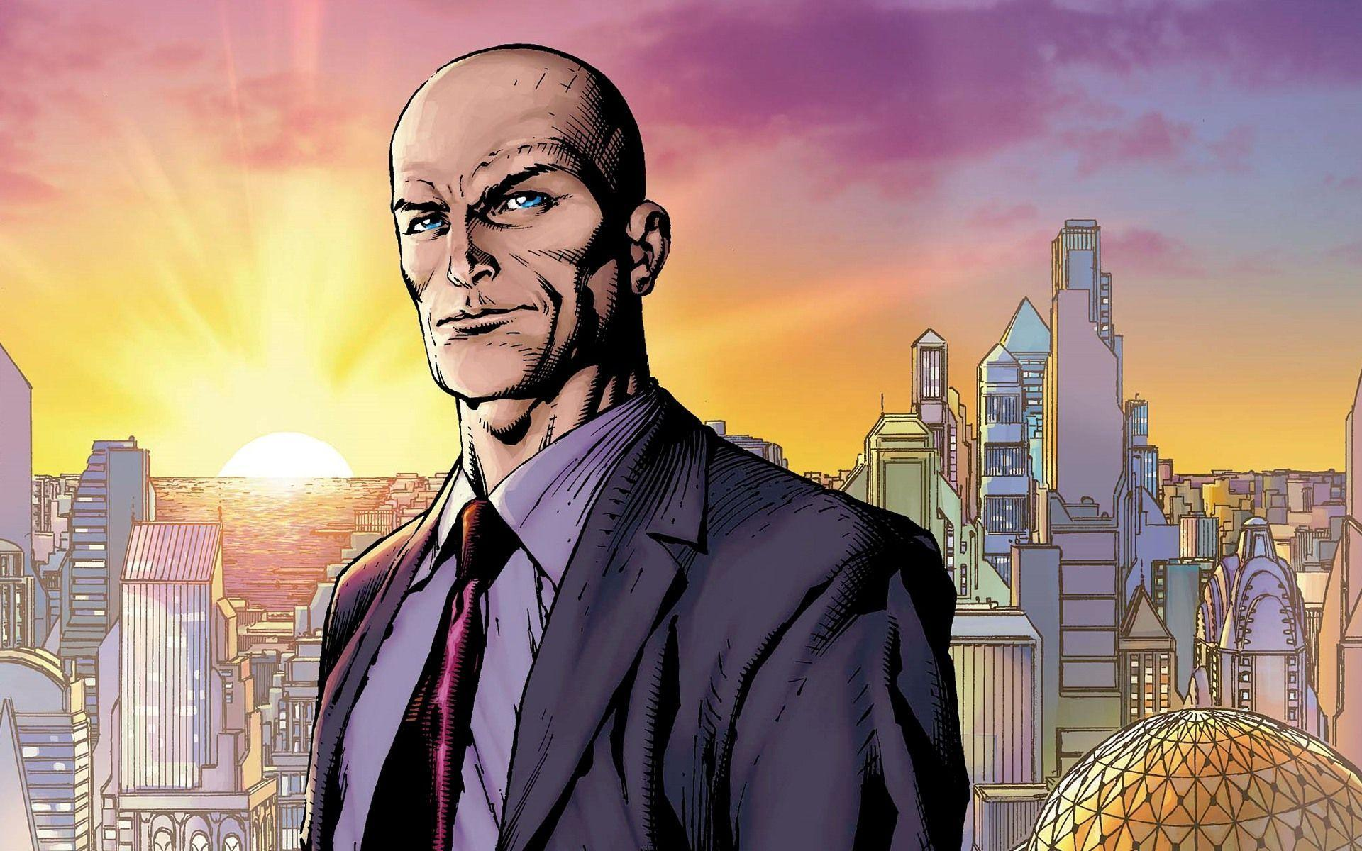 Lex Luthor Wallpapers