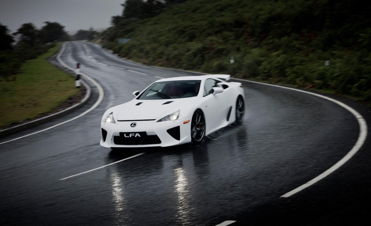 Lexus Lf-A Wallpapers