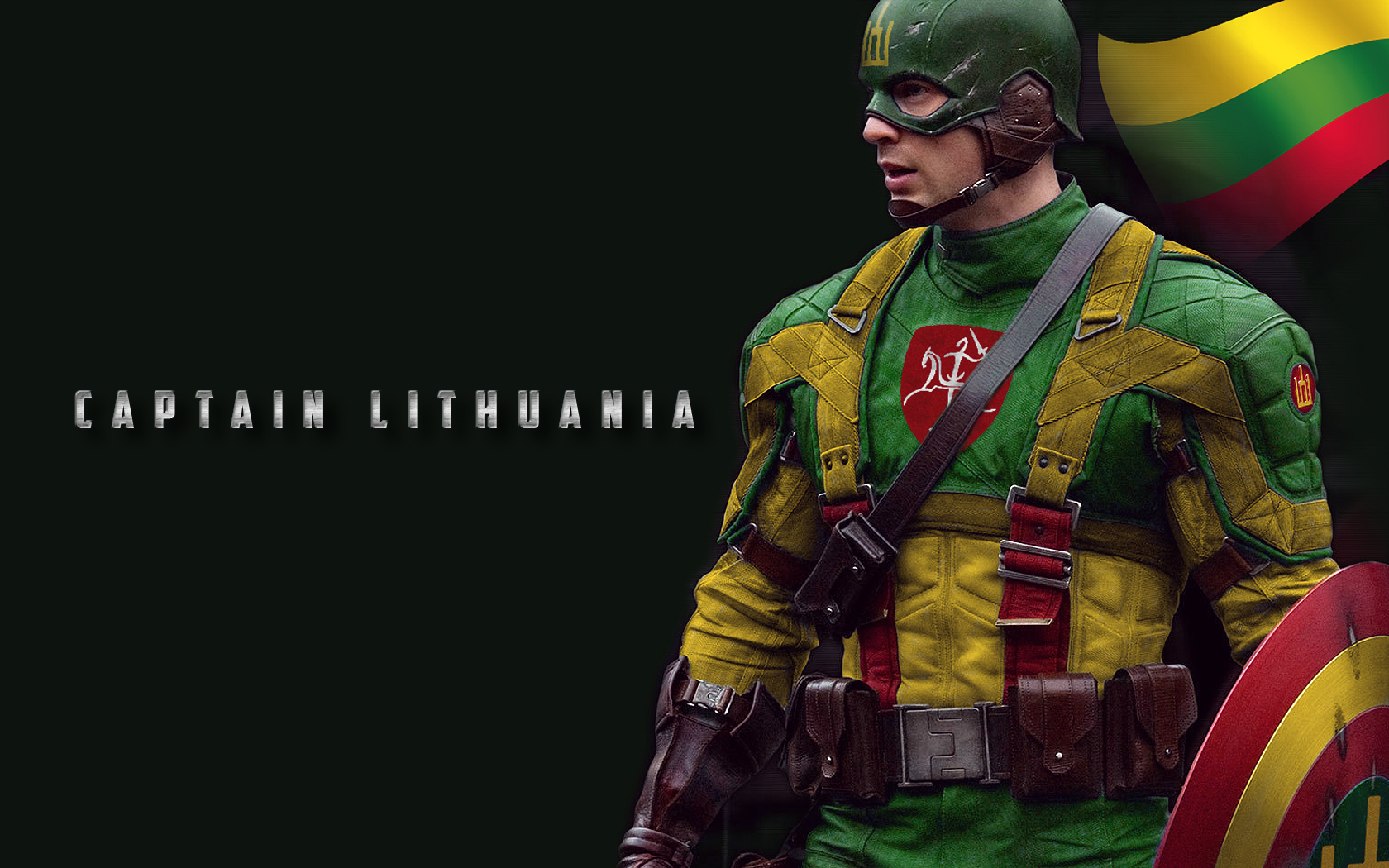 Lithuania Captain Wallpapers
