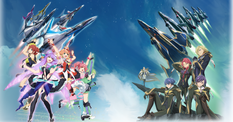 Macross Delta Wallpapers