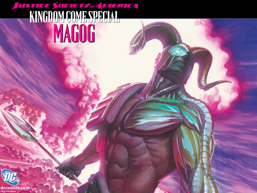 Magog Wallpapers