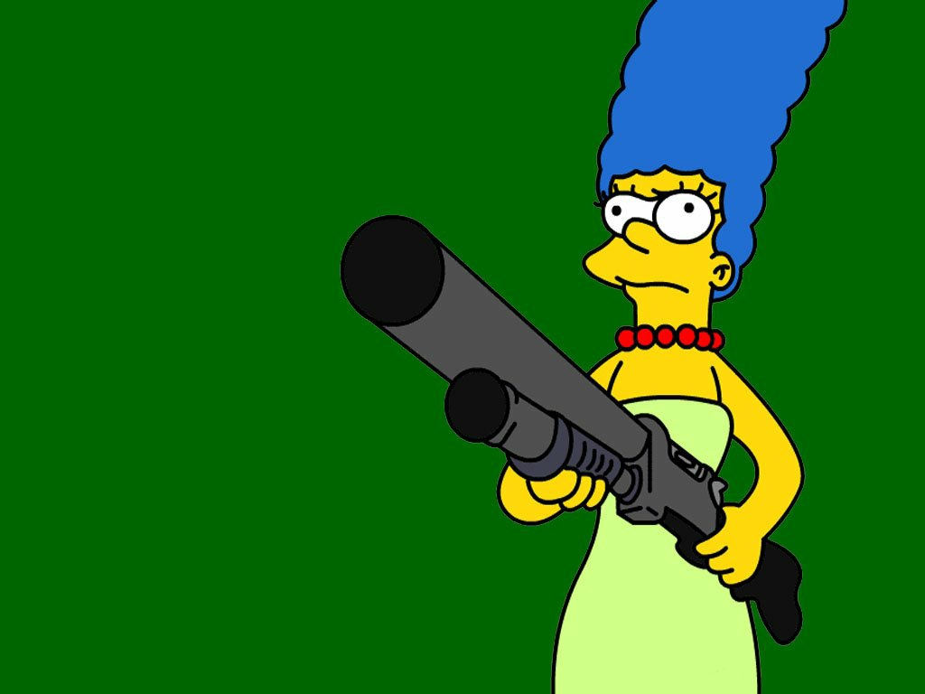 Marge Simpson Wallpapers