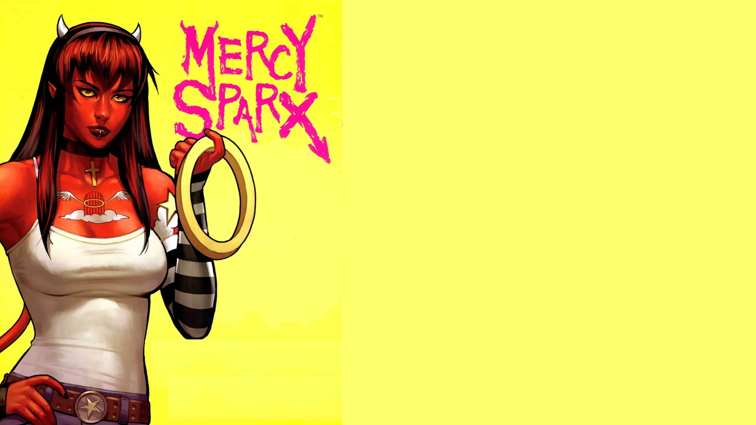 Mercy Sparx Wallpapers