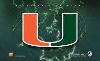 Miami Hurricanes Football Wallpapers