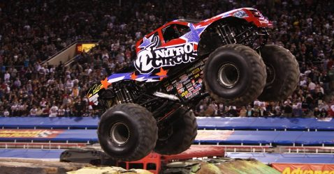 Monster Truck HD Wallpapers