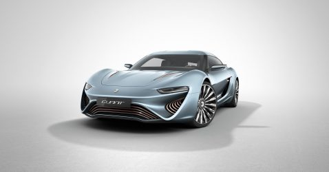 NanoFlowcell QUANT E-Sportlimousine Wallpapers