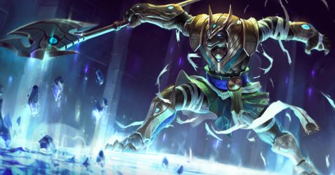 Nasus League Of Legends Wallpapers