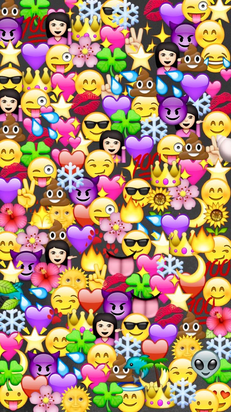 New Emoji Wallpapers