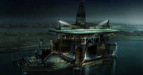 Oil Platform Wallpapers