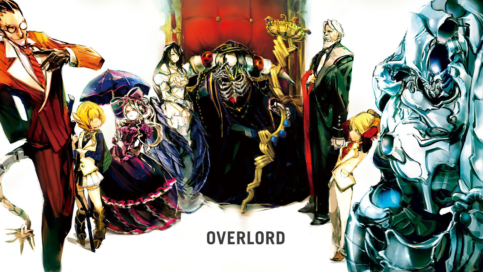 Overlord Anime Wallpapers