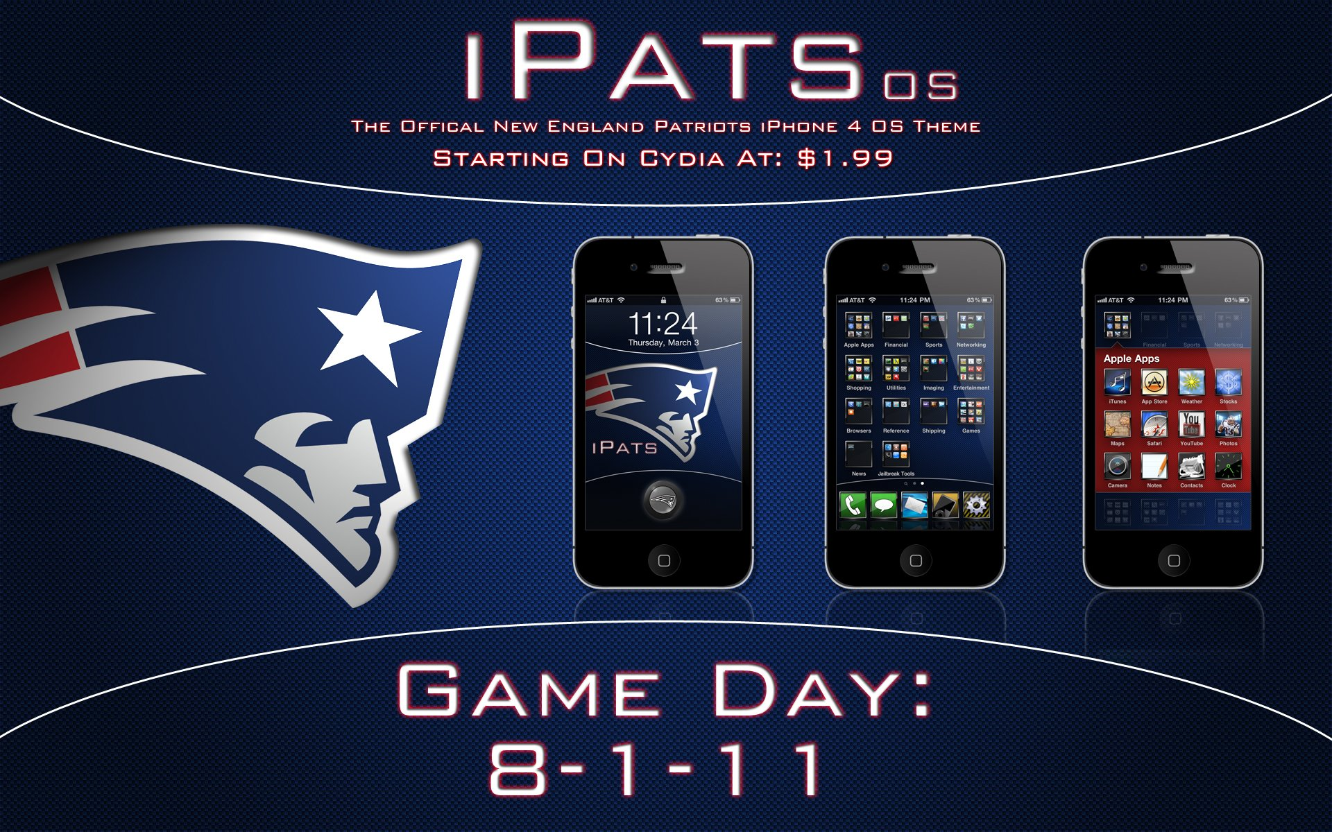 Patriots Wallpapers iPhone